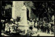 1 vue  - [Inauguration du monument aux morts] (ouvre la visionneuse)