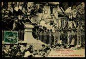 1 vue  - Inauguration du Monument Pochon - Remise du Monument 14 avril 1912 (ouvre la visionneuse)