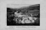 1 vue  - le Saut-de-Charmine - station électrique (ouvre la visionneuse)