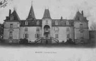 1 vue  - château de Varax (ouvre la visionneuse)