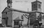 1 vue  - L'Eglise (ouvre la visionneuse)