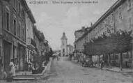 1 vue  - hôtel Duplessy et la Grande Rue (ouvre la visionneuse)