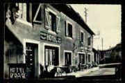 1 vue  - Vallée de la Valserine. Hôtel de la Vallée (ouvre la visionneuse)