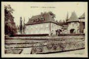 1 vue  - Château de Beaulogis (ouvre la visionneuse)