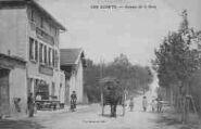 1 vue  - Les Echets-Avenue de la Gare (ouvre la visionneuse)