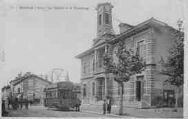 1 vue  - La Mairie et le Tramàay (ouvre la visionneuse)