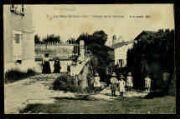 1 vue  - Le Mas-Rillier - Montée de la Perrière (ouvre la visionneuse)