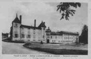 1 vue  - école d'agriculture de Cibeins- bâtiments scolaires (ouvre la visionneuse)