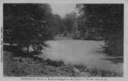 1 vue  - école d'agriculture de Cibeins- un joli coin du lac (ouvre la visionneuse)