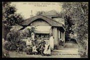 1 vue  - Villa des Bouleaux - M. Fonville, peintre (ouvre la visionneuse)