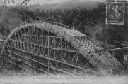 1 vue  - environs de Bellegarde - le pont de Montange (ouvre la visionneuse)
