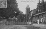 1 vue  - Château de la Batie (ouvre la visionneuse)