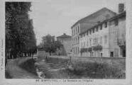 1 vue  - la Sereine et l'hôpital (ouvre la visionneuse)