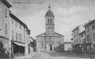 1 vue  - place de l'église (ouvre la visionneuse)