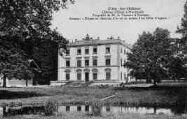 1 vue  - Château d'Urcy propriété de M. le Vicomte d'Aubigny (ouvre la visionneuse)