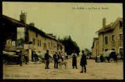1 vue  - La Cluse - Place du Marché (ouvre la visionneuse)
