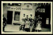 1 vue  - [Café de la Gare G. Marmillon] (ouvre la visionneuse)