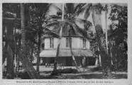 1 vue  - sanctuaire du bienheureux Chanel à Poï (ile Futuna) élevé sur le lieu de son martyre (ouvre la visionneuse)