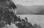 1 vue  - Nantua, pris du Mont (ouvre la visionneuse)