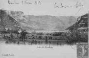 1 vue  - lac de Nantua (ouvre la visionneuse)