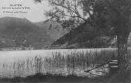 1 vue  - joli coin du lac et la ville (ouvre la visionneuse)