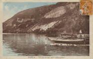 1 vue  - joli coin du lac vers l'embarcadère (ouvre la visionneuse)