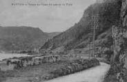 1 vue  - route du Tour du lac et la ville (ouvre la visionneuse)