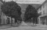 1 vue  - avenue de la Gare et le Signal (ouvre la visionneuse)