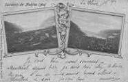 1 vue  - Souvenir de Nantua (ouvre la visionneuse)