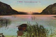 1 vue  - Coucher de Soleil sur le Lac (ouvre la visionneuse)