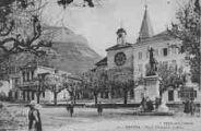 1 vue  - Place d'Armes et le Mont (ouvre la visionneuse)