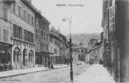 1 vue  - Rue du Collège (ouvre la visionneuse)
