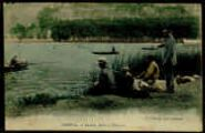 1 vue  - Le Lac, pêche à l'Echatou (ouvre la visionneuse)