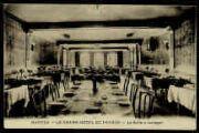 1 vue  - Le Grand Hotel de France - La salle à manger (ouvre la visionneuse)