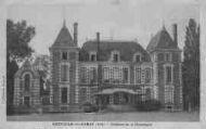 1 vue  - château de la Chassagne (ouvre la visionneuse)