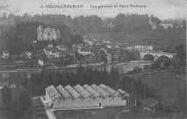 1 vue  - vue générale et usine Duchamp (ouvre la visionneuse)