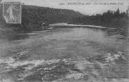 1 vue  - un coin de la rivière d'Ain (ouvre la visionneuse)