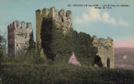 1 vue  - Les Ruines du château féodal de Thol (ouvre la visionneuse)
