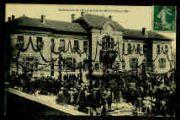 1 vue  - Inauguration de l'Hôtel de Ville (ouvre la visionneuse)