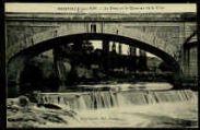 1 vue  - Le Pont et le Quartier de la Craz (ouvre la visionneuse)