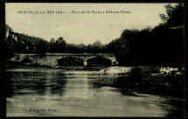 1 vue  - Pont sur le Suran à Château-Vieux (ouvre la visionneuse)