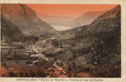 1 vue  - Pradon et lac de Nantua (ouvre la visionneuse)