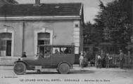 1 vue  - Le Grand Nouvel Hôtel - Oyonnax - Service de la Gare (ouvre la visionneuse)