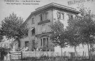 1 vue  - Les Bords de la Saône - Hôtel des Peupliers - Restaurant Condamin (ouvre la visionneuse)