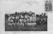 1 vue  - orphelinat de Seillon - la fin des moissons (ouvre la visionneuse)