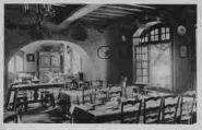 1 vue  - intérieur de l'hostellerie - salle à manger (ouvre la visionneuse)