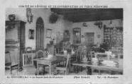 1 vue  - la grande salle de l'ostellerie (ouvre la visionneuse)