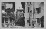 1 vue  - un coin de la place - maison Missimy (ouvre la visionneuse)