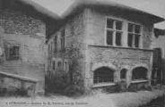 1 vue  - maison de M. Herriot, rue du Tambour (ouvre la visionneuse)