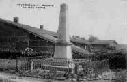 1 vue  - monument aux Morts 1914-18 (ouvre la visionneuse)